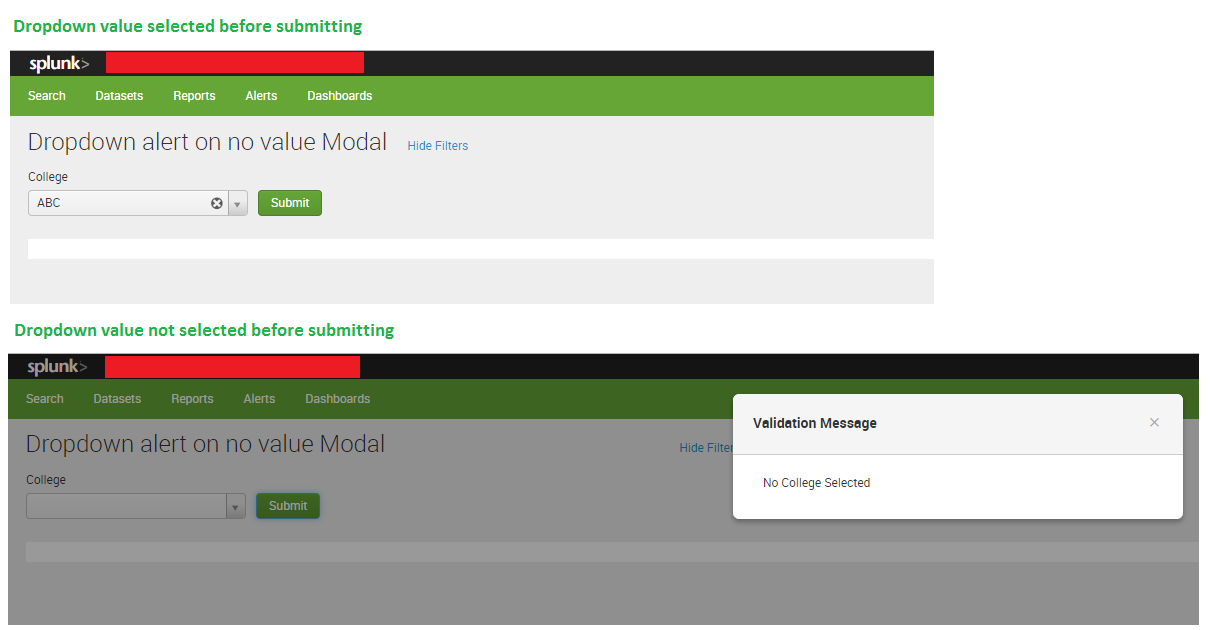 SplunkValidationMessage Modal Window.png